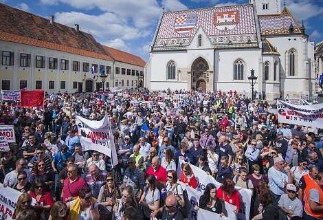 Prosvjed 25. travnja