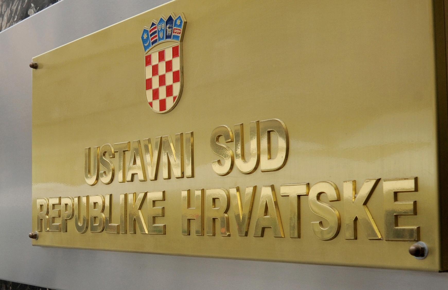 z2907j10 Zagreb, 29.07.2011. (novosti) - Varsavska 3, Ustavni sud  - Foto  Darko JELINEK