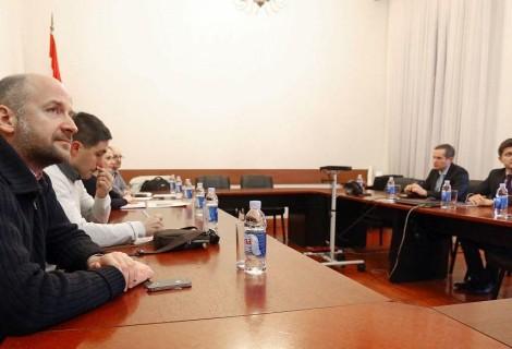 Izvještaj o temama sa sastanka predstavnika Udruge Franak i ministara financija i pravosuđa