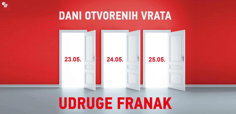 Dani otvorenih vrata Udruge Franak