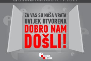 DOVU – Dani otvorenih vrata udruga 2017. ( 25. 5. – 27. 5. 2017.)