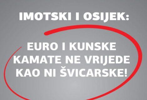 EURO KAMATE, KUNSKE KAMATE, ŠVICARSKE KAMATE – SVE SU NEZAKONITE, I SVA POVEĆANJA KAMATA NIŠTETNA SU!