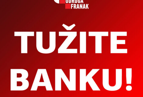 TUŽITE BANKU!