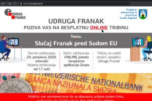 SLUČAJ FRANAK PRED SUDOM EU