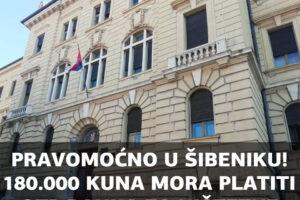 🟥 OTP BANKA MORA PLATITI 180.000 KUNA PREPLAĆENIH I ZATEZNIH KAMATA ZA EURO KREDIT! 🟥 PRAVOMOĆNA PRESUDA U ŠIBENIKU ZA EURO KREDIT!